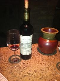 tasting @ castello di amorosa