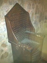 torture @ castello di amorosa winery