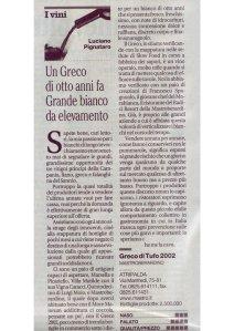 l'articolo di Luciano Pignataro del 2010