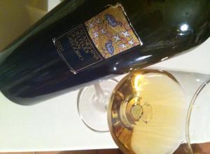 Feudi di San Gregorio winery and their white Falanghina 2007