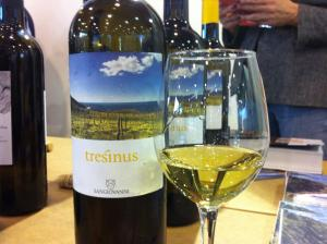 one of the campanian wines of the guide