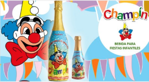 tha spanish drink for children that the Comité wanted out of the market because of its name too similar to Champagne!